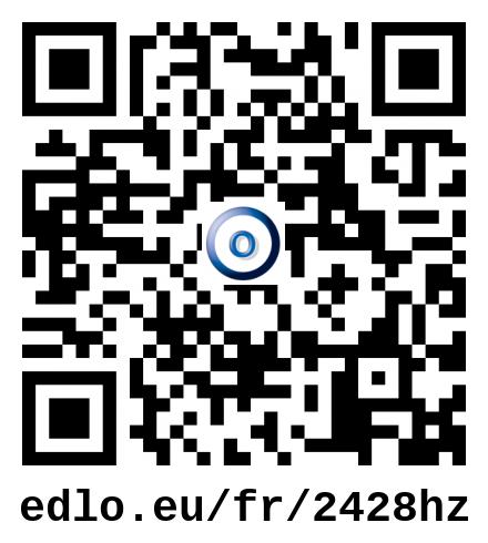 Qrcode fr/2428hz