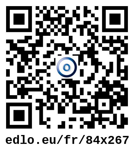 Qrcode fr/84x267